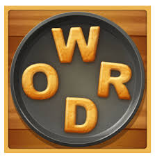 Word Cookies Cranberry